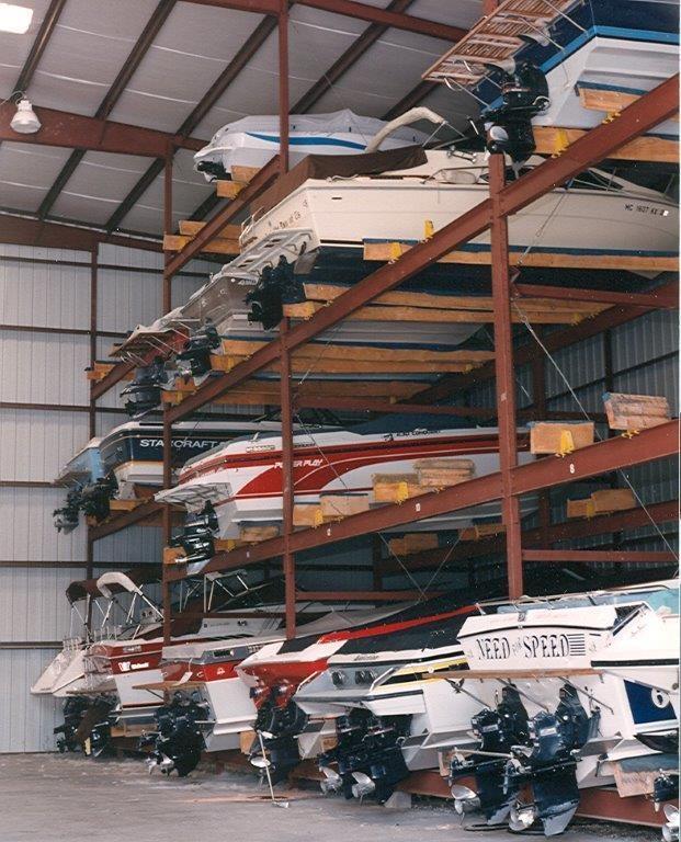 Boat Storage Bay City MI